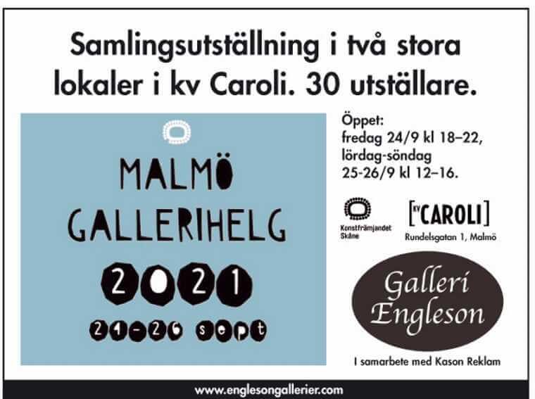 Galleri Helg Malmö